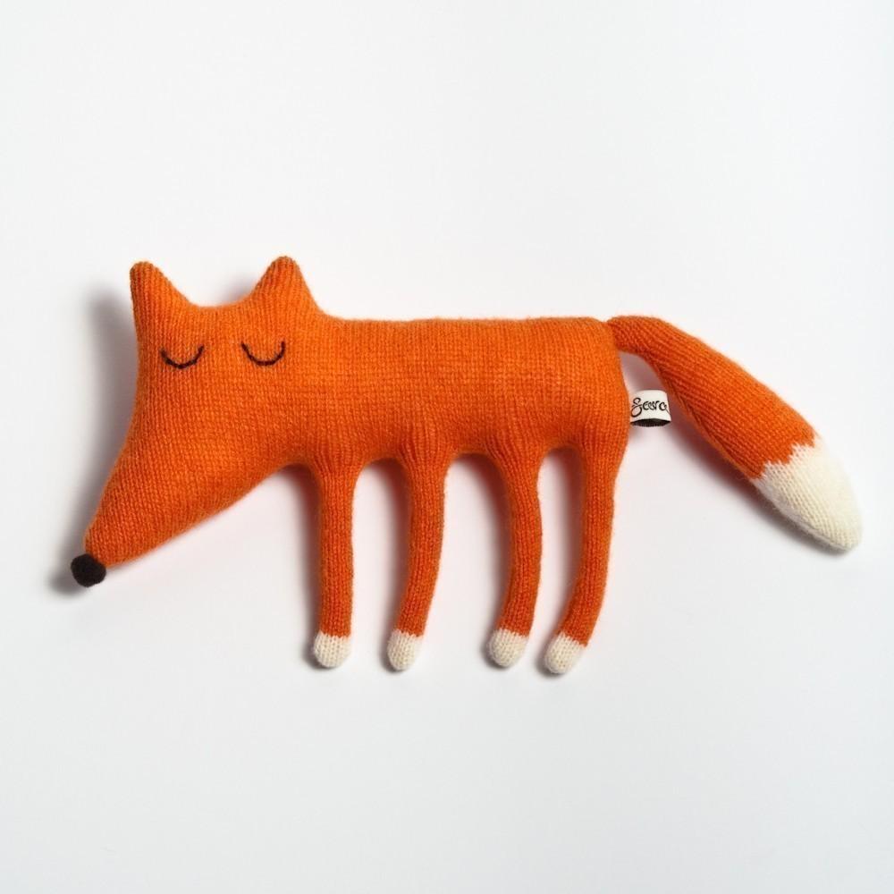 Color me orange - Happy Red Fish